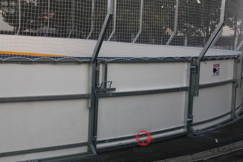 Hokejbalové mantinely EURO HOKEJBAL